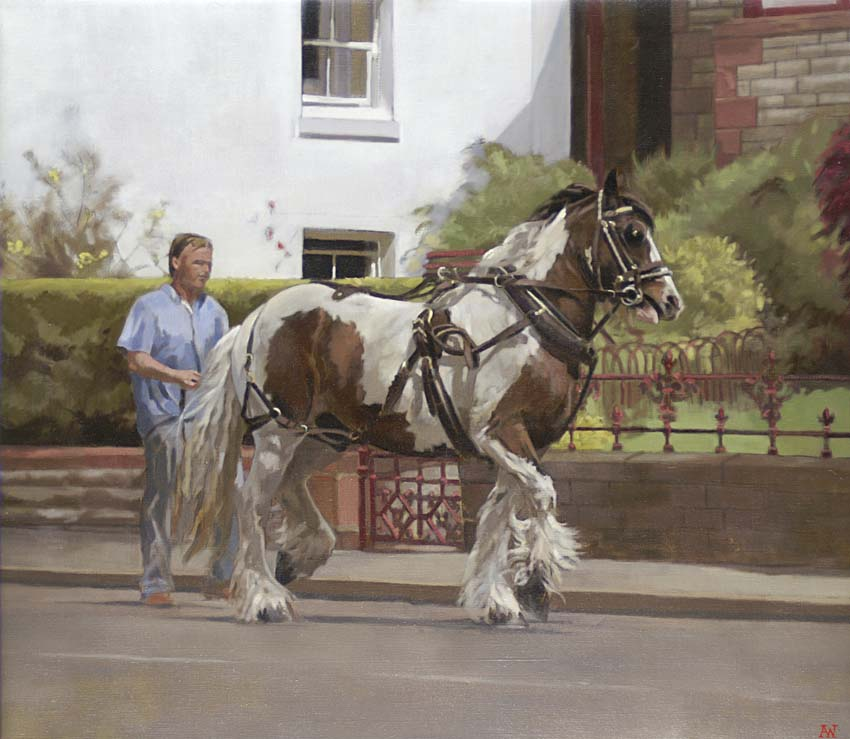 Long-reining, Appleby